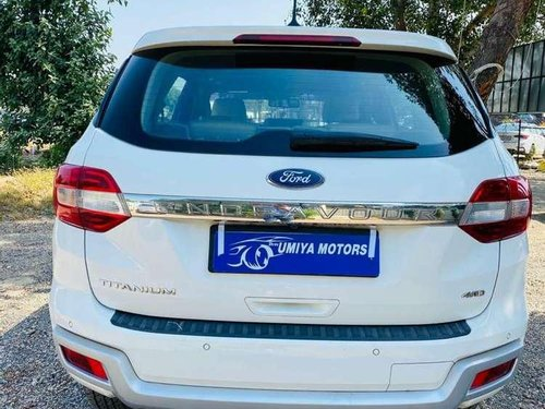 Ford Endeavour 4x4, 2018, AT for sale in Ahmedabad