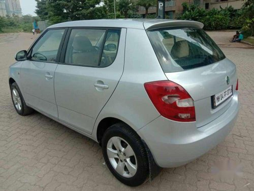 Used 2012 Skoda Fabia MT for sale in Thane