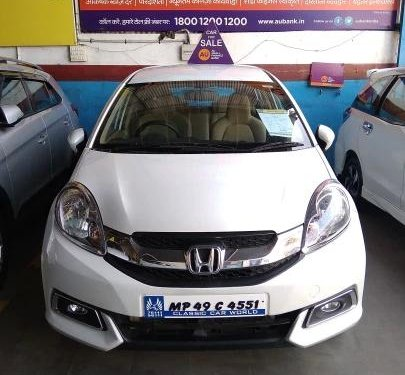 Used Honda Mobilio 2016 MT for sale in Indore