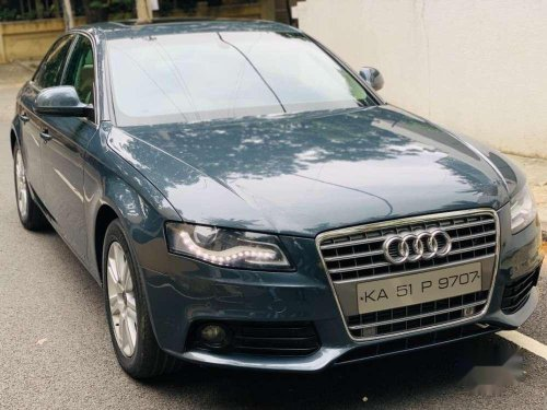 Used Audi A4 2.0 TDI 2009 AT for sale in Nagar