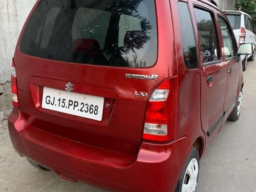 Used 2008 Maruti Suzuki Wagon R LXI MT in Surat