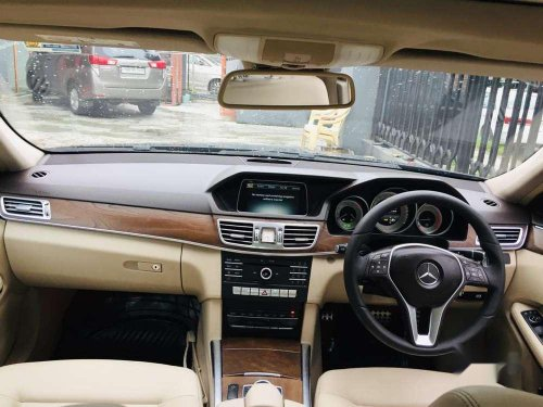 Used Mercedes Benz E Class 2015 AT for sale in Chandigarh