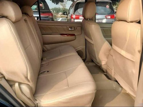 Used Toyota Fortuner 2010 AT for sale in Hyderabad