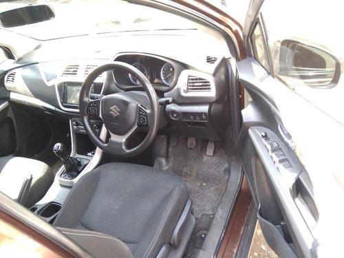 Used Maruti Suzuki S-Cross 2016 MT for sale in Indore