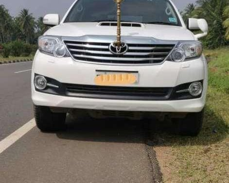 Used Toyota Fortuner 2016 AT for sale in Erode