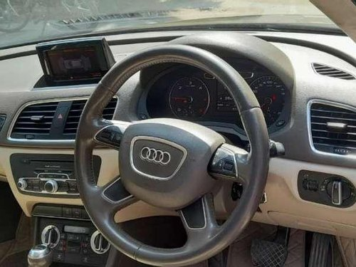 Used Audi Q3 2.0 TDI Quattro 2013 AT for sale in Ludhiana