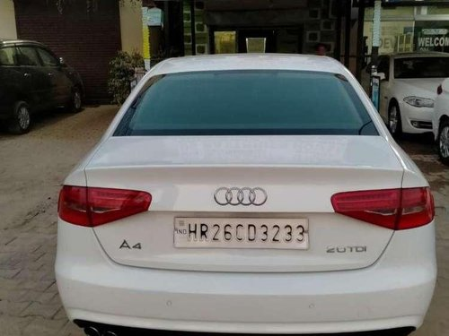 Used Audi A4 2013 AT for sale in Gurgaon -4