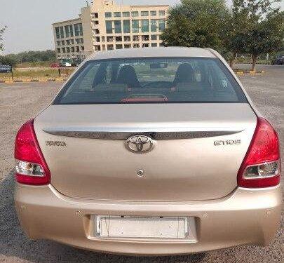 Used Toyota Platinum Etios 2011 MT for sale in Faridabad