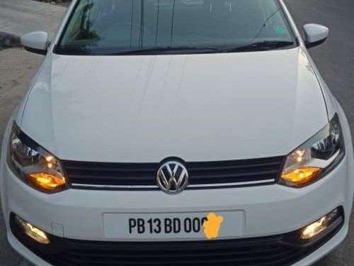 Used Volkswagen Polo 2018 MT for sale in Ludhiana