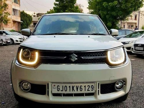 Used 2019 Maruti Suzuki Ignis 1.2 Alpha MT in Ahmedabad -11