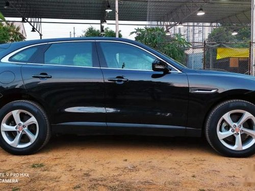 Used 2018 Jaguar F Pace AT for sale in Hyderabad