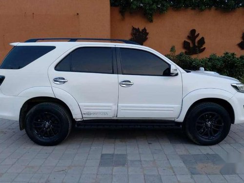 Used Toyota Fortuner 2015 MT for sale in Ahmedabad