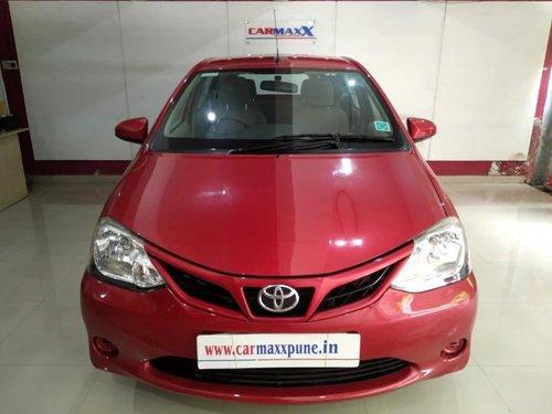 Used Toyota Etios Liva 2015 MT for sale in Pune