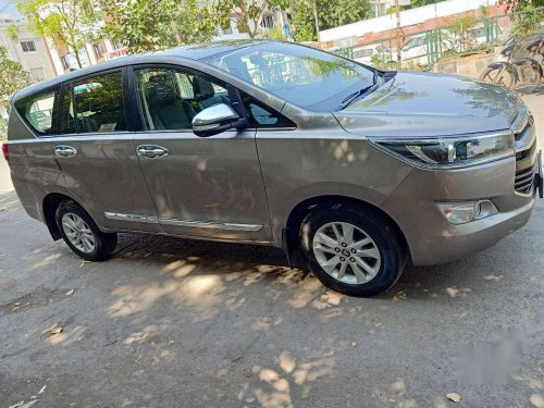 Used 2017 Toyota Innova Crysta AT for sale in Surat