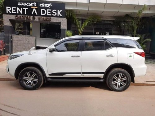 Toyota Fortuner 2.5 4x2 AT TRD Sportivo 2019 AT in Bangalore