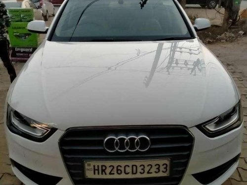 Used Audi A4 2013 AT for sale in Gurgaon -9
