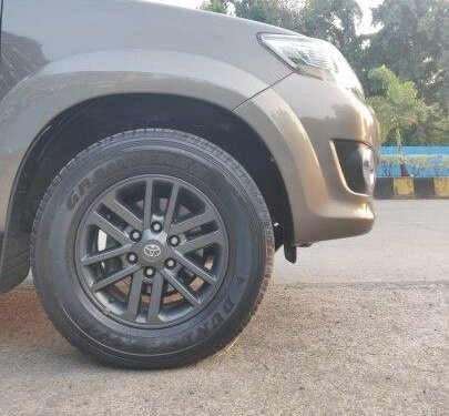 Used Toyota Fortuner 4x2 AT 2016 AT for sale in Mumbai-2
