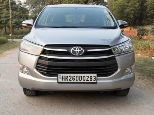 Used Toyota Innova Crysta 2017 AT for sale in New Delhi