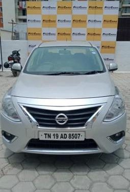 Used 2017 Nissan Sunny XV D MT for sale in Chennai