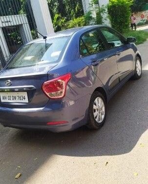 Used 2014 Hyundai Xcent MT for sale in Pune