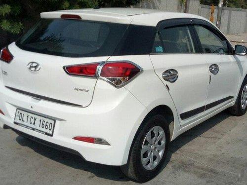 Used Hyundai i20 1.2 Sportz 2017 MT for sale in New Delhi