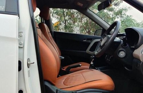Used 2017 Hyundai Creta MT for sale in Hyderabad