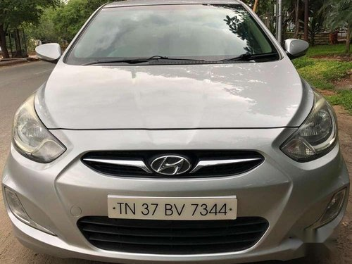 Used 2012 Hyundai Verna MT for sale in Erode