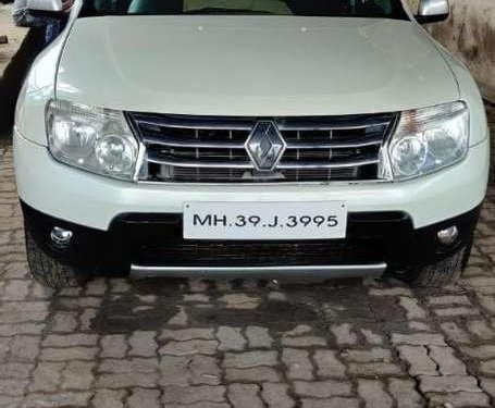 Used Renault Duster 2013 MT for sale in Nashik