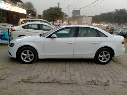 Used Audi A4 2013 AT for sale in Gurgaon -1