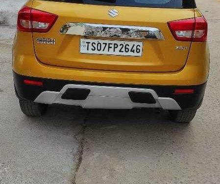 Used 2017 Maruti Suzuki Vitara Brezza MT for sale in Hyderabad