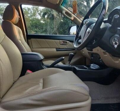 Used Toyota Fortuner 4x2 AT 2016 AT for sale in Mumbai-4