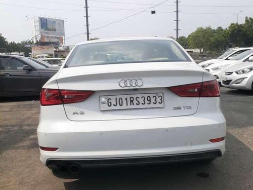 Used 2016 Audi A3 AT for sale in Ahmedabad