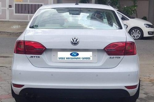 Used 2014 Volkswagen Jetta 2013-2015 AT for sale in Coimbatore