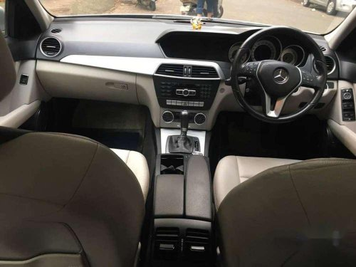 Used 2012 Mercedes Benz C-Class AT for sale in Mumbai-5