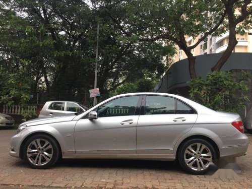 Used 2012 Mercedes Benz C-Class AT for sale in Mumbai-10