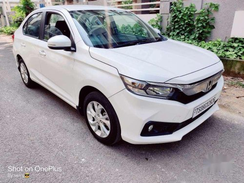 Honda Amaze VX i DTEC 2020 AT for sale in Hyderabad -10
