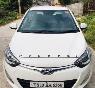 Used 2014 Hyundai i20 MT for sale in Hyderabad