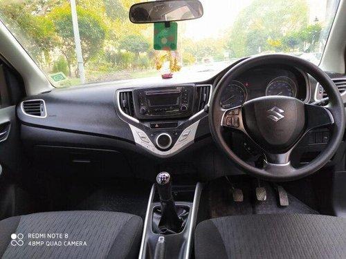 Used Maruti Suzuki Baleno Delta 2016 MT in New Delhi