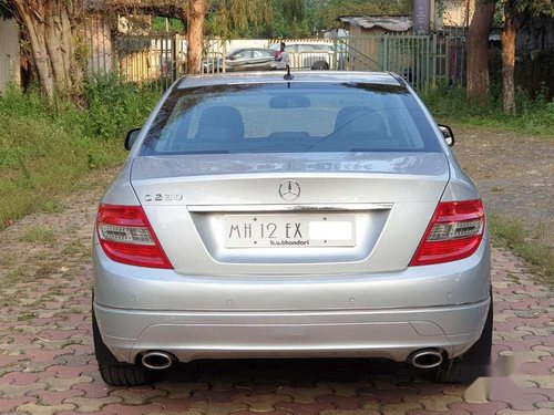 Used 2008 Mercedes Benz C-Class AT for sale in Pune