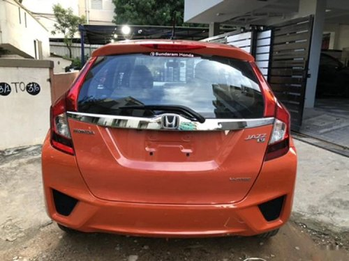 Used 2015 Honda Jazz V CVT AT for sale in Chennai