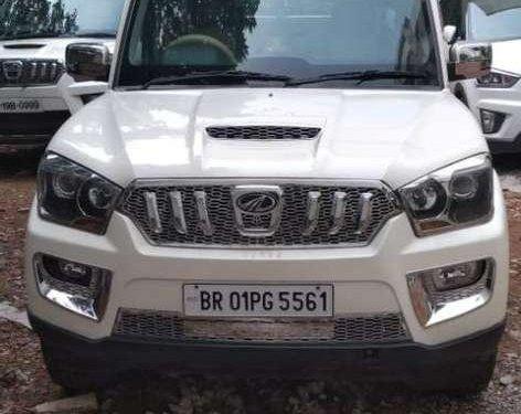 Used 2016 Mahindra Scorpio MT for sale in Patna