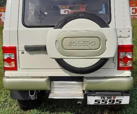 Used Mahindra Bolero SLX 4WD, 2010 MT for sale in Erode