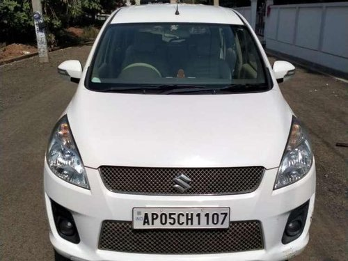 Used Maruti Suzuki Ertiga 2012 MT for sale in Rajahmundry