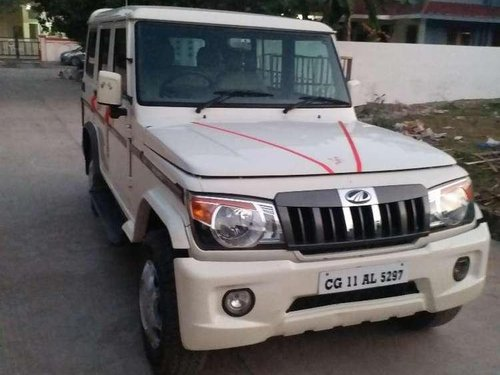 Used Mahindra Bolero SLX 2017 MT for sale in Bilaspur