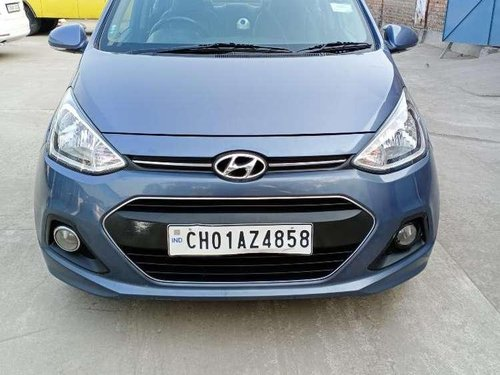 Used 2014 Hyundai Xcent MT for sale in Panchkula -9