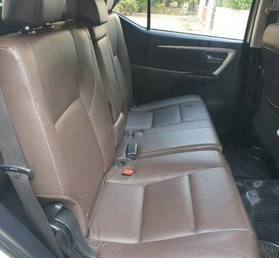 Used Toyota Fortuner 2017 AT for sale in Bangalore