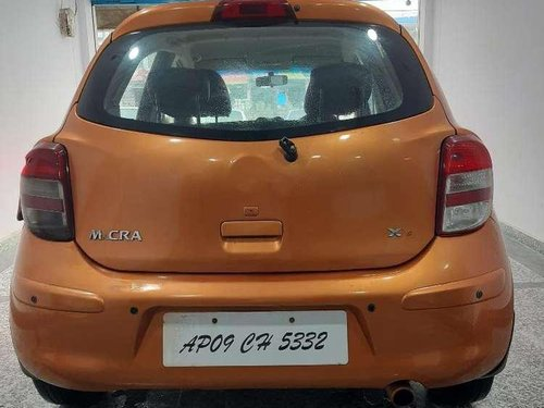 Used 2011 Nissan Micra MT for sale in Hyderabad