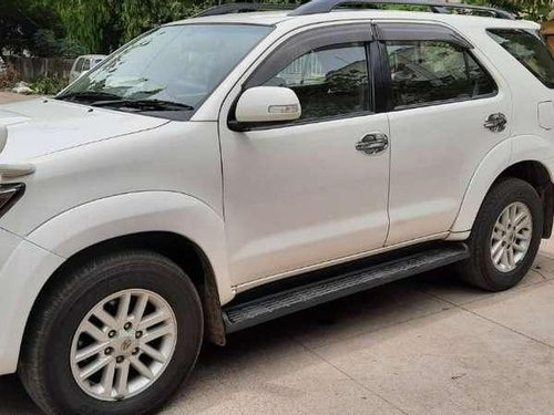 Used Toyota Fortuner 2012 MT for sale in Chennai