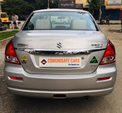 Used Maruti Suzuki Swift Dzire 2009 MT for sale in Bangalore
