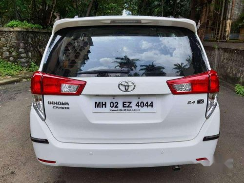Used Toyota INNOVA CRYSTA 2018 AT for sale in Goregaon